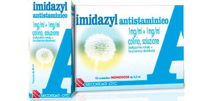 Imidazyl-Antistaminico