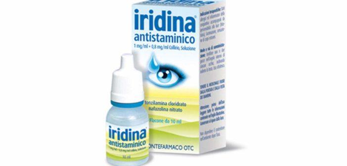iridina antistaminico