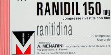 ranidil
