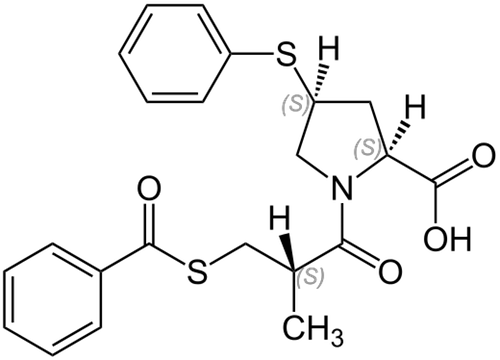 Zofenopril