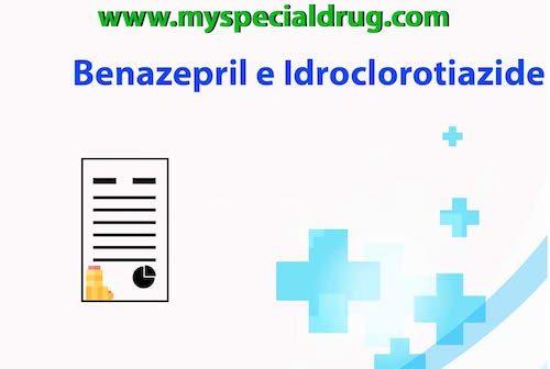 benazepril idroclorotiazide